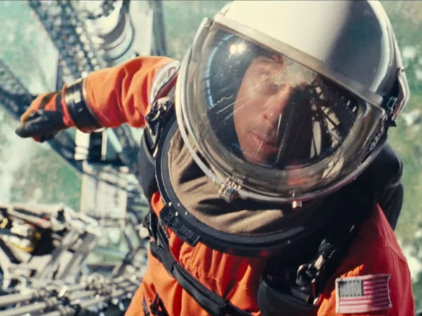 world of weird things podcast: why ad astra is the breakup letter to space exploration