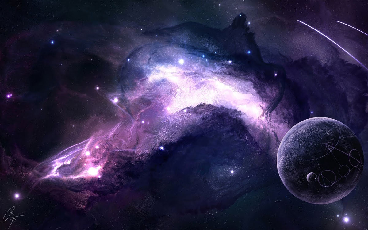 primordial earth may have been purple and that's a big deal for astrobiologists