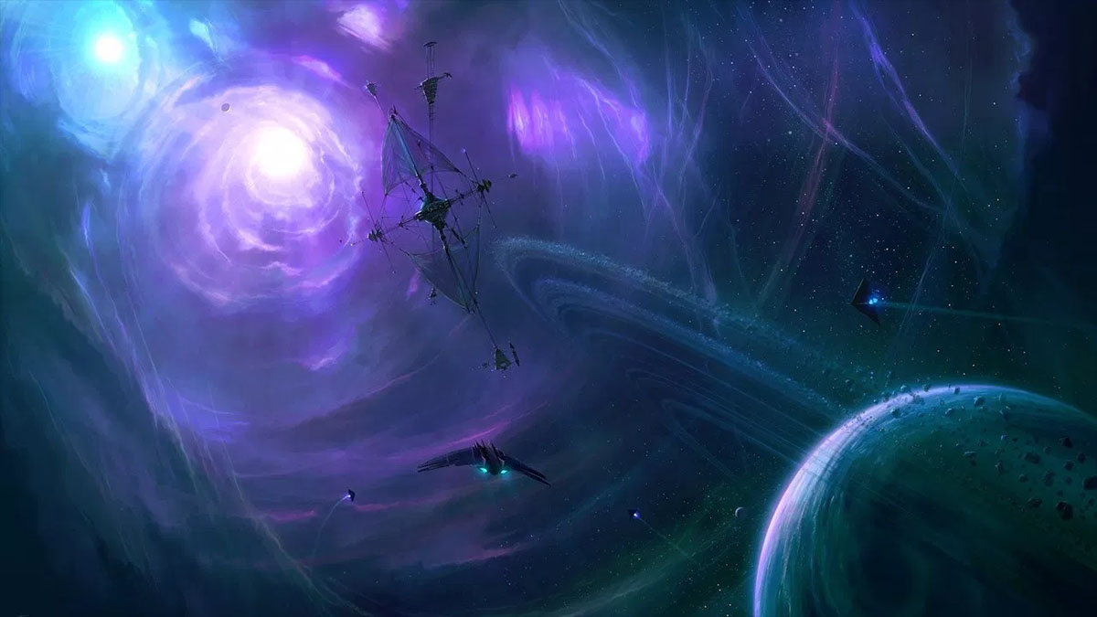alien space hub