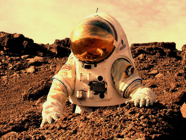why space travel can get really, really boring