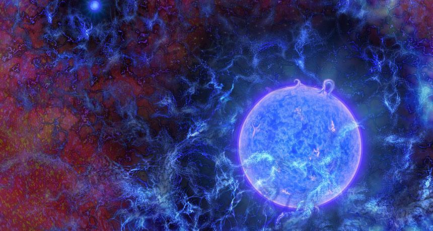 ball of plasma