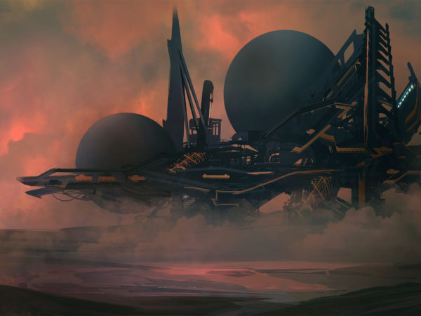 sci-fi saturday: chapter 003
