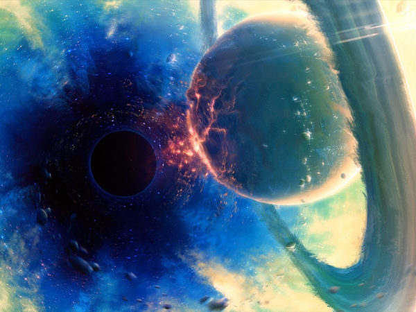 why falling into black holes is so complicated