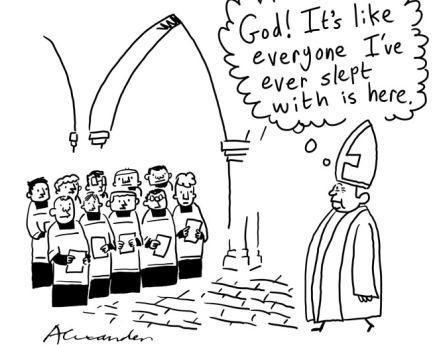 wielding blasphemy in a religious world