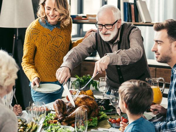 how to have a happy, (figuratively) toxin-free holiday season