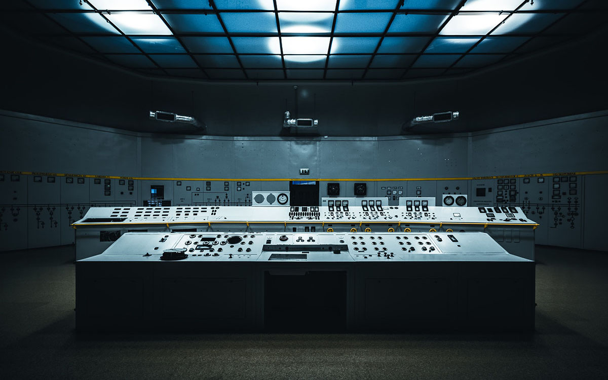 old control room