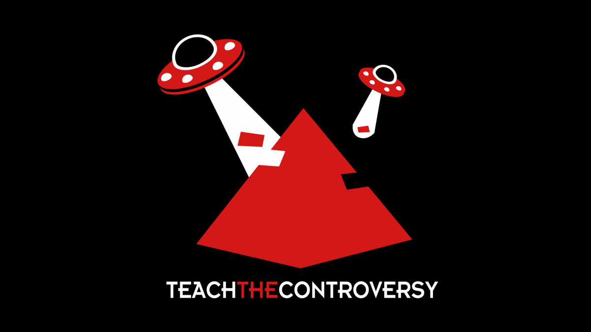 teach the controversy ancient astronauts