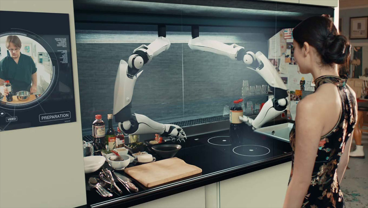 cooking robot