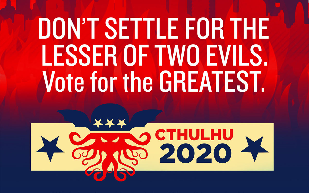 cthulhu 2020 poster