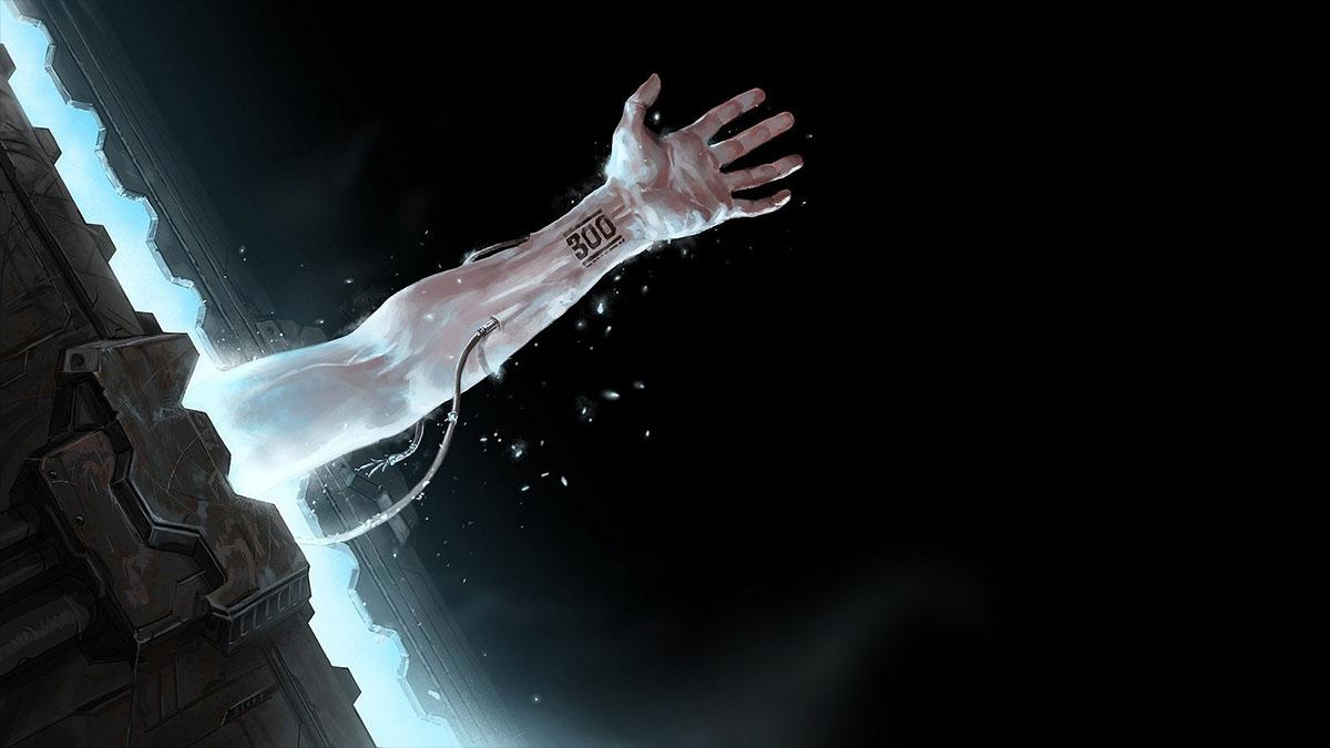 cyborg arm