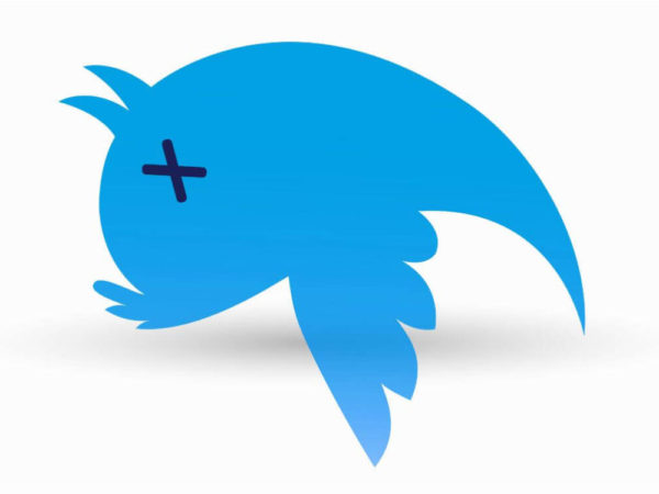not with a bang, but with a twitter?