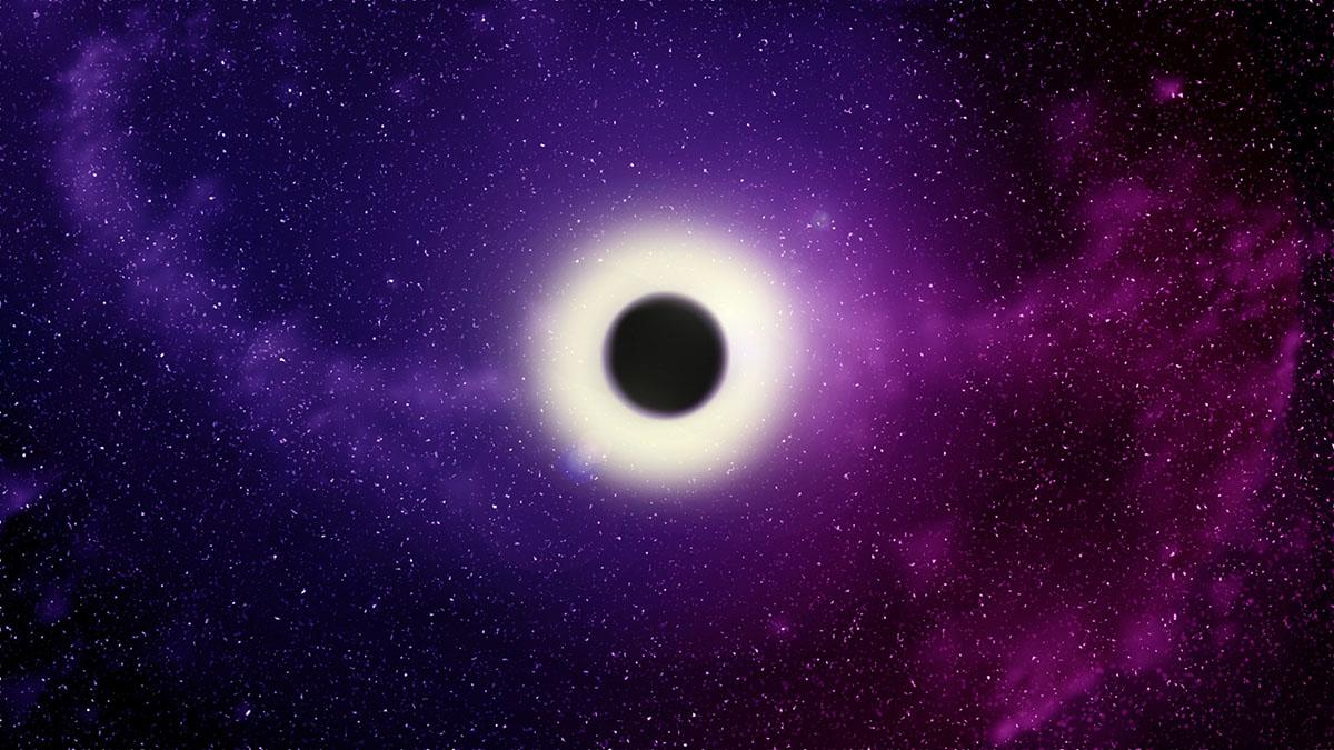 dormant black hole