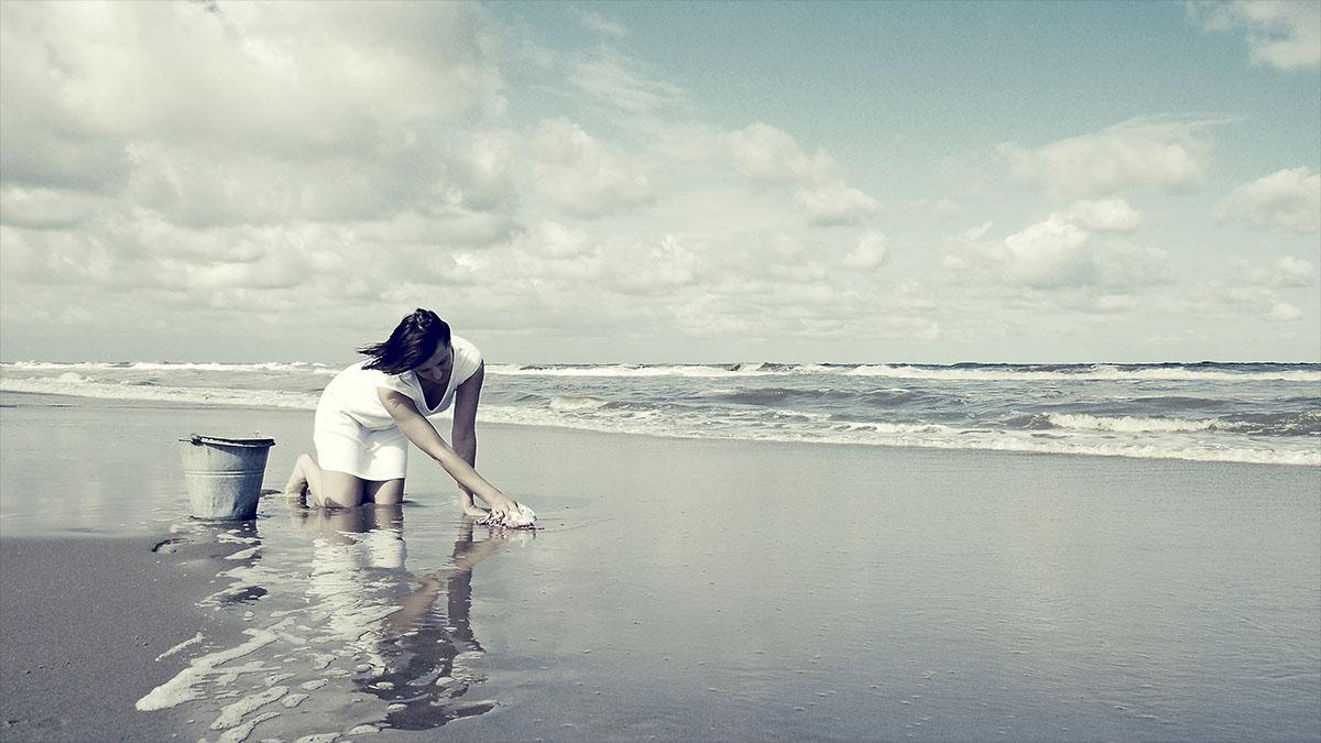 drying the ocean
