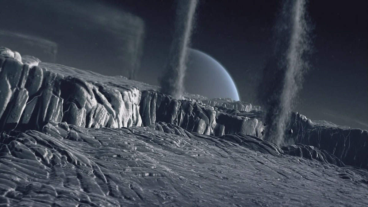 journey to the edge of the universe screenshot