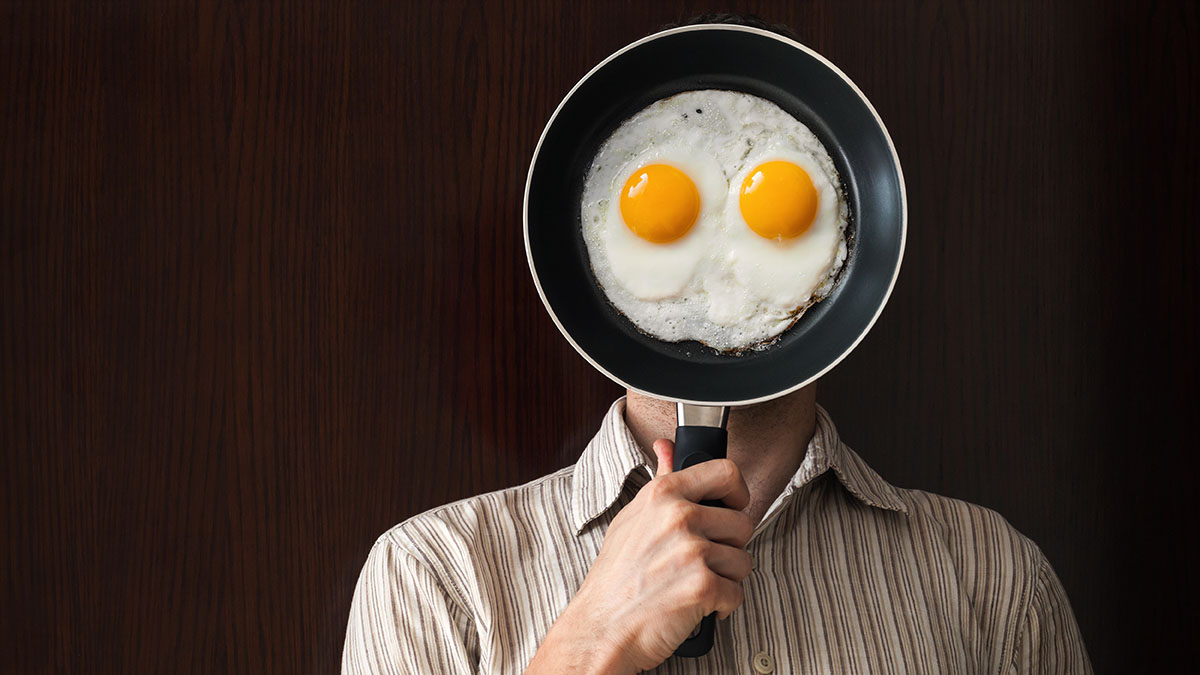 the sunday times gets an egg on its face |  weird things