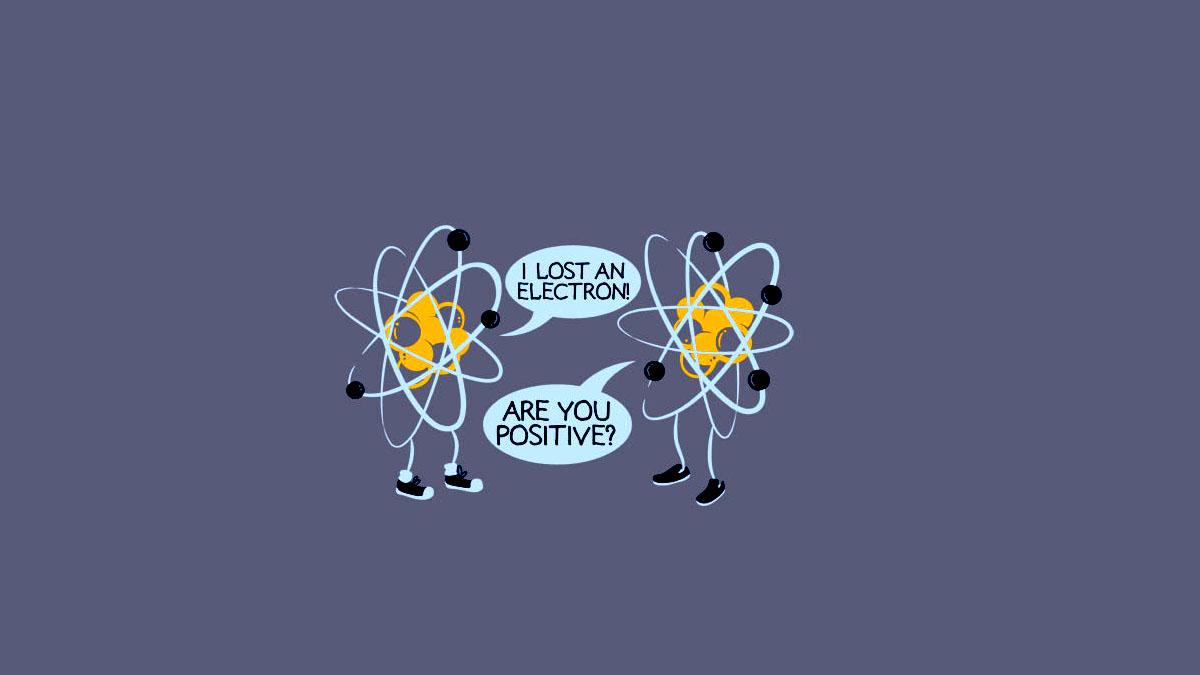 electron joke