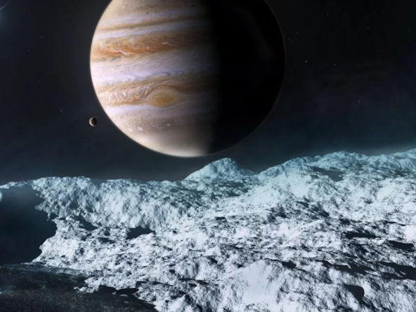 the bizarre oceans of the outer solar system