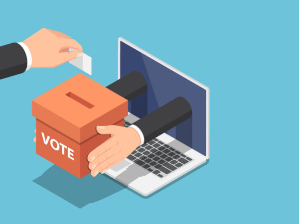 we can make online voting safe and secure. but why should we?