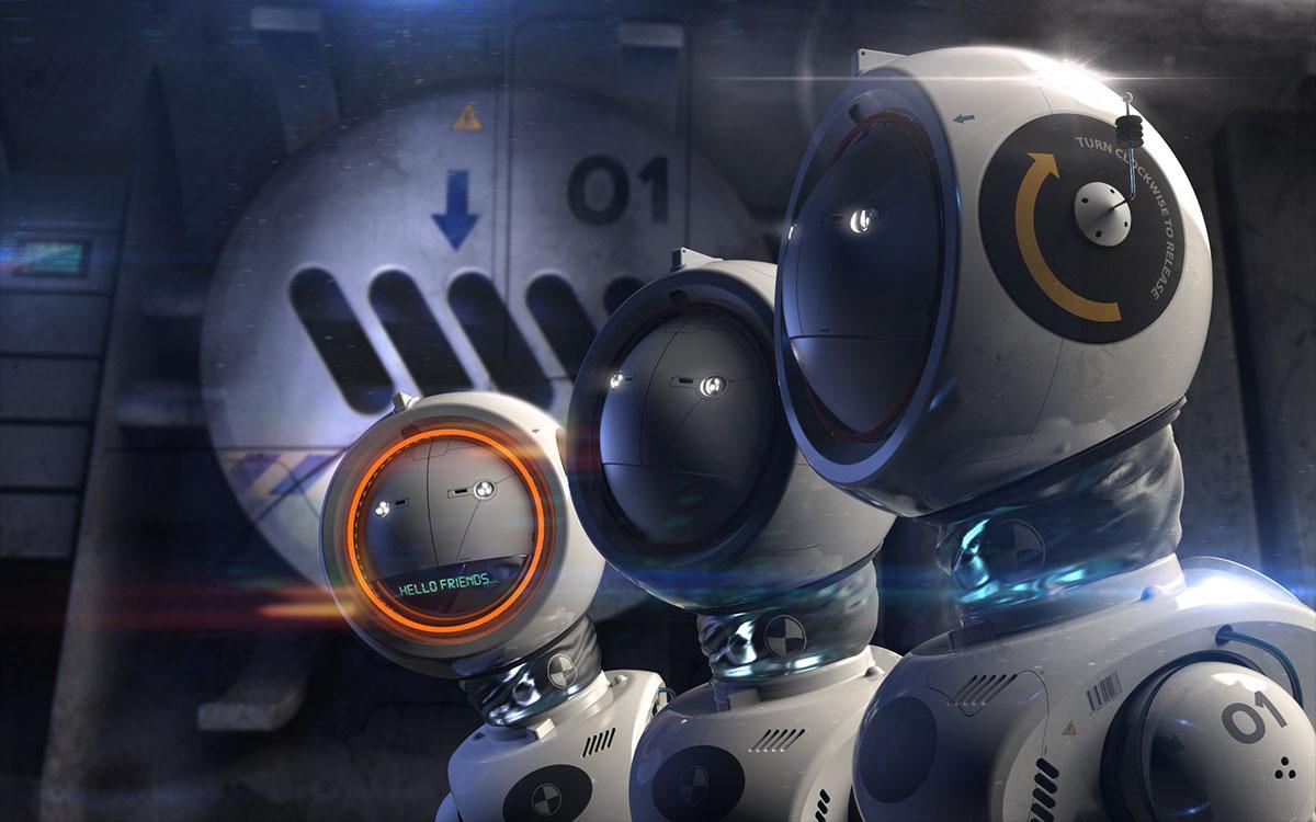explorer bots