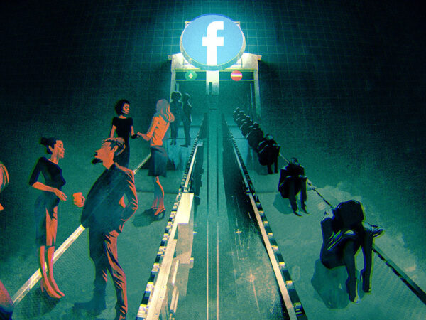 why weird things is leaving facebook, and you should too
