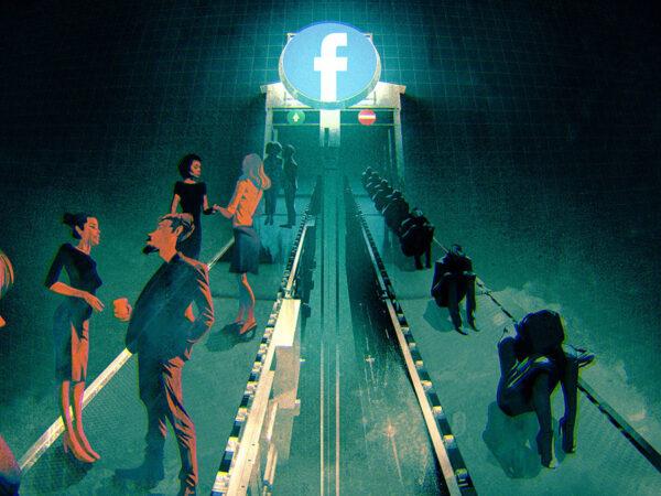 how do you solve a problem like facebook?