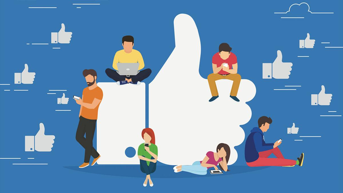 facebook screen time