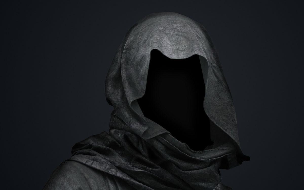 faceless death