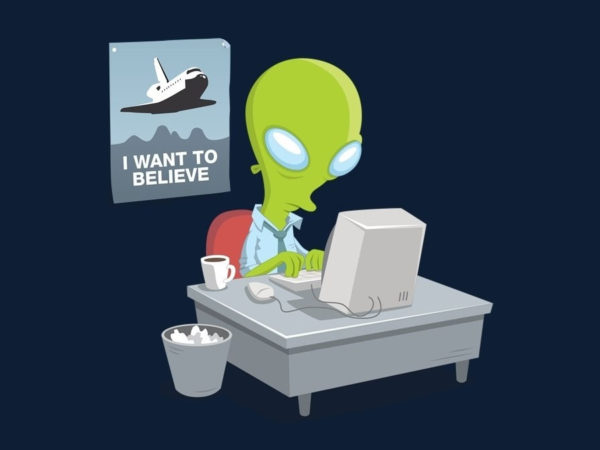 world of weird things podcast: the fermi paradox, or, are we being ghosted by aliens?