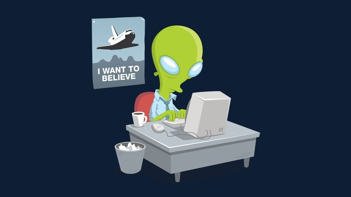 fermi paradox x-files