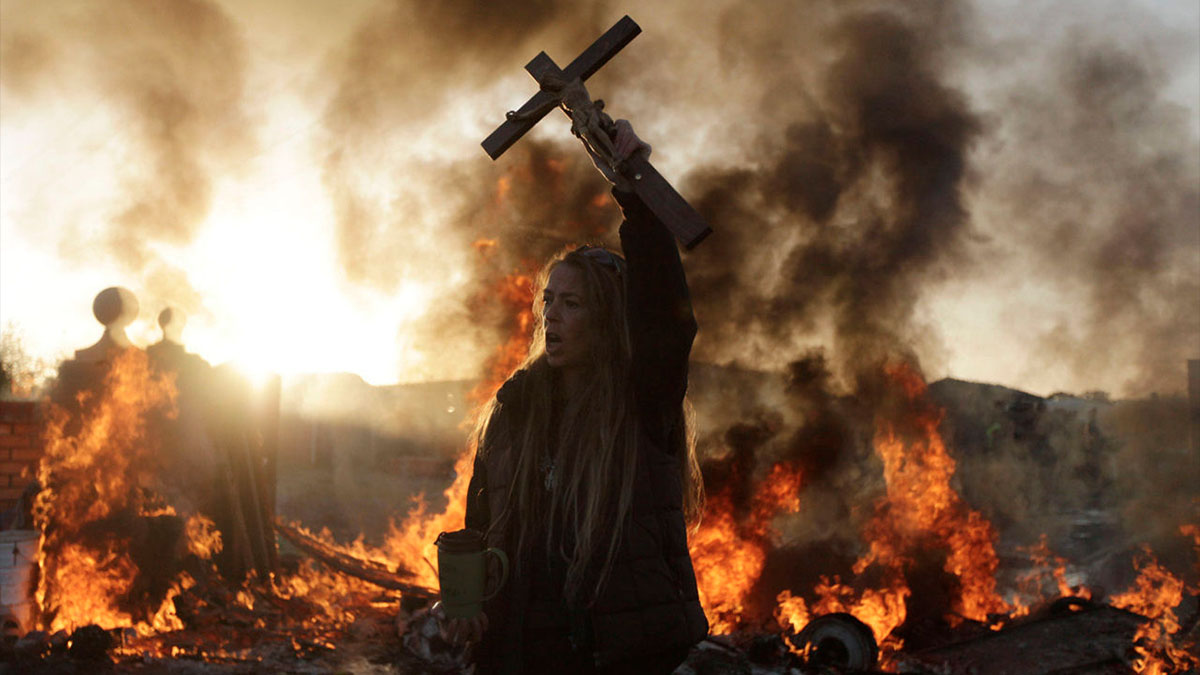 fiery fundamentalist fire and brimstone