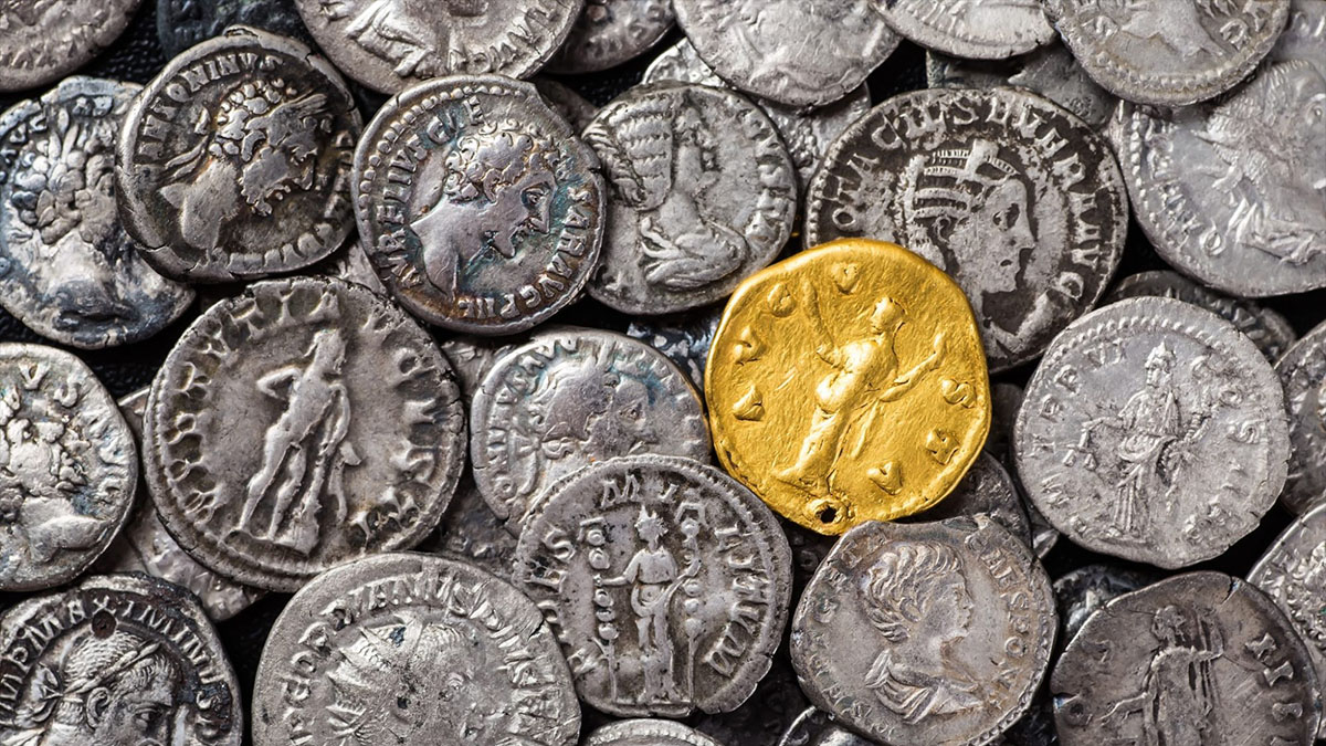 first century coins