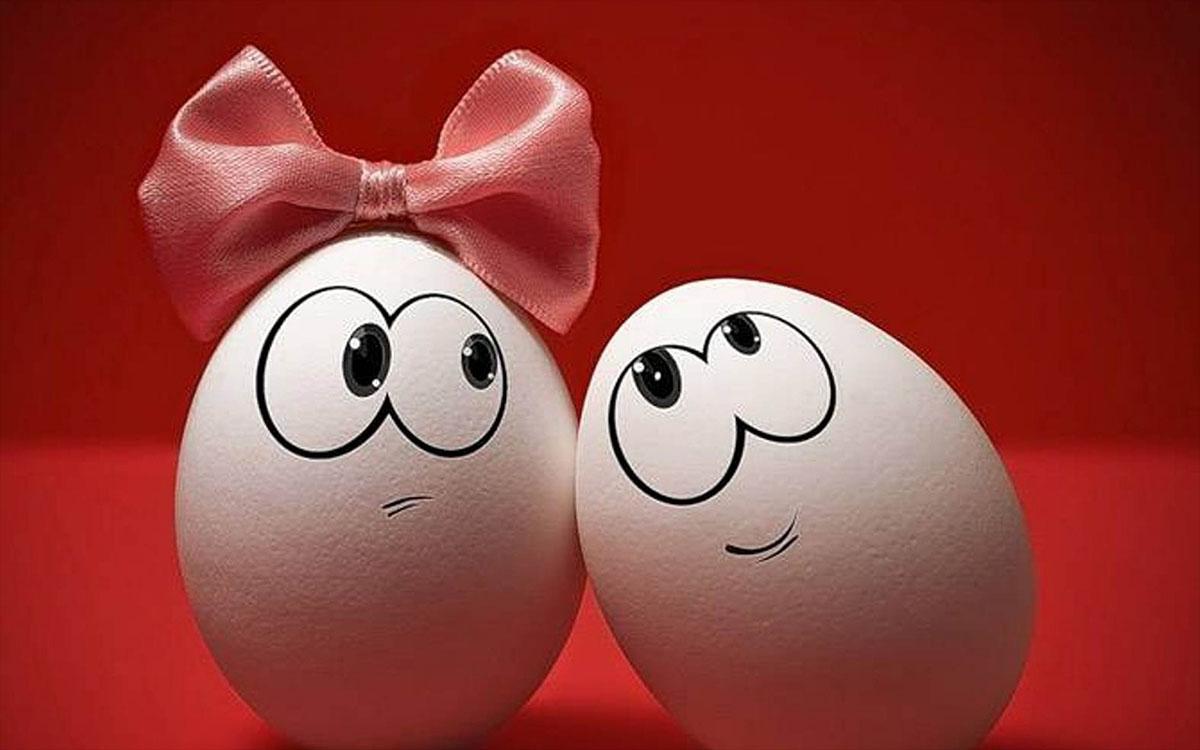 flirty eggs