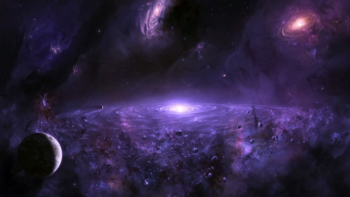 a supercluster in the making gives us a peek into the universe's early days