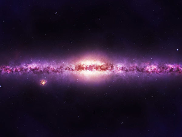 hey, where are those galaxy clusters going?