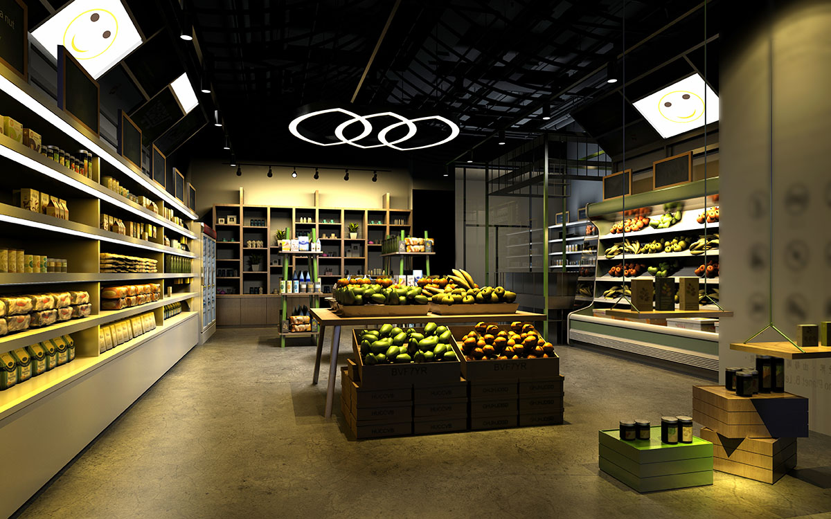 grocery store concept