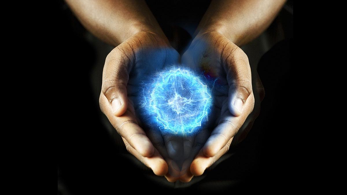 holding antimatter