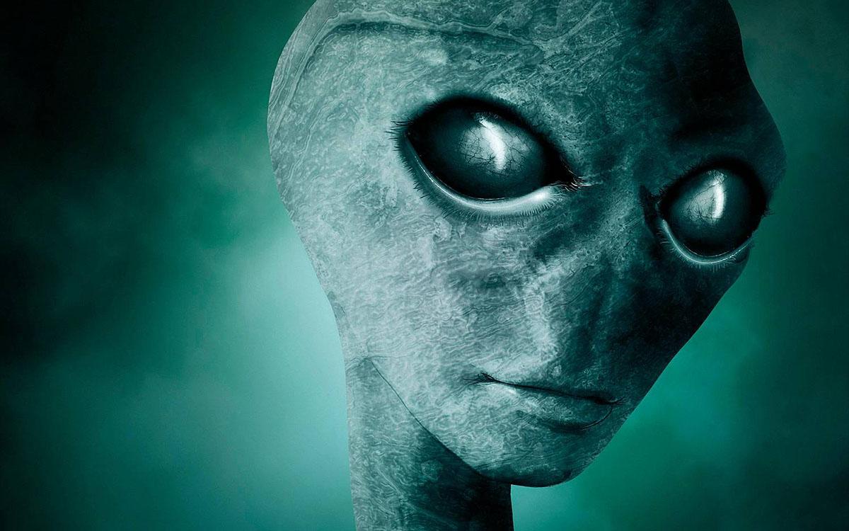 humanoid alien