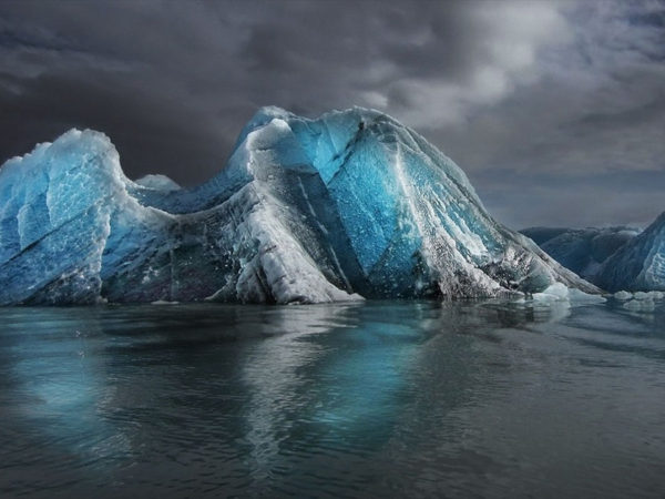 antarctic ice shows us a glimpse of what may lie beyond the standard model