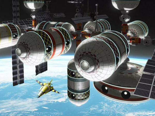 playing politics with the future of space travel