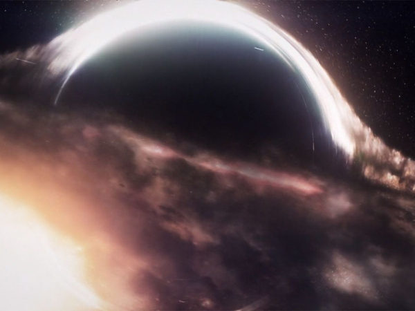 what interstellar's black hole can teach us about science in entertainment