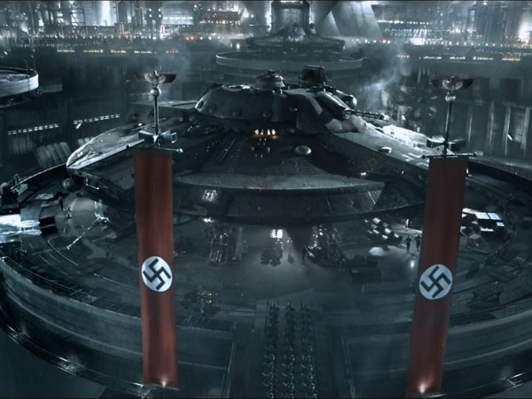 aliens and masons and nazis, oh my!