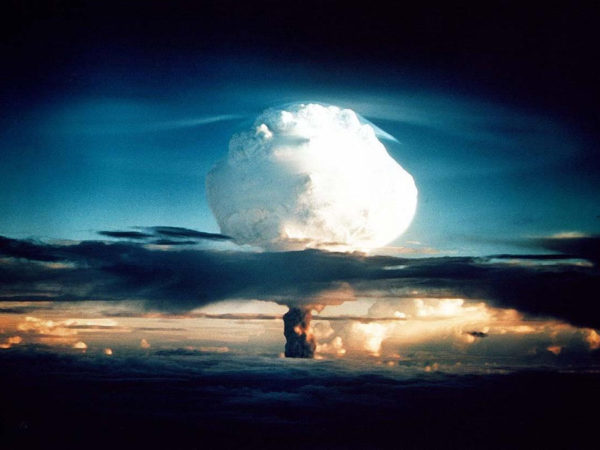 the funny thing about nukes