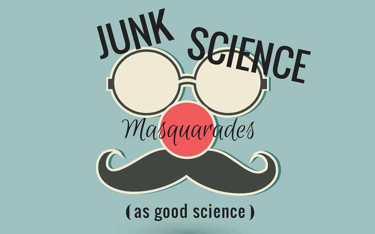 junk science warning
