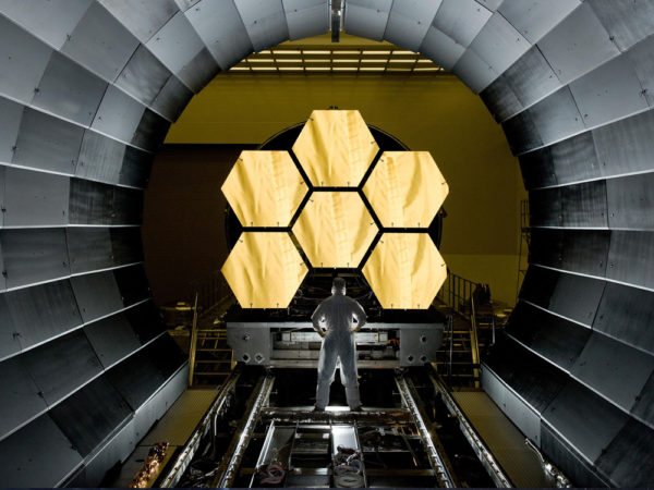jwst: gambling with the future of space science