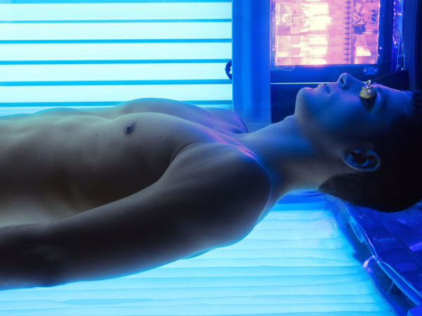 your tanning bed is plotting your demise