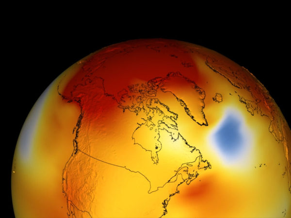 nasa's climate models get put to the test and pass with flying colors