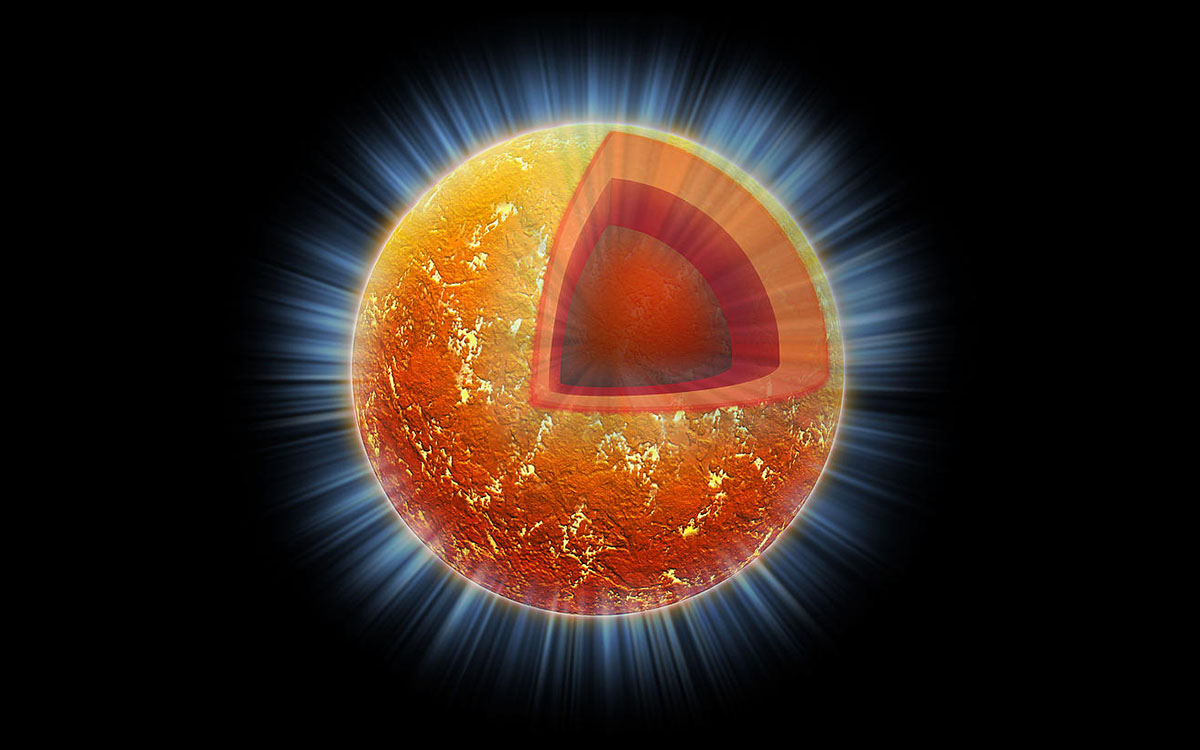 neutron star innards