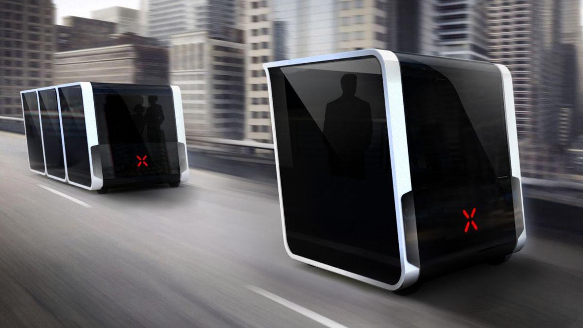 next autonomous pods