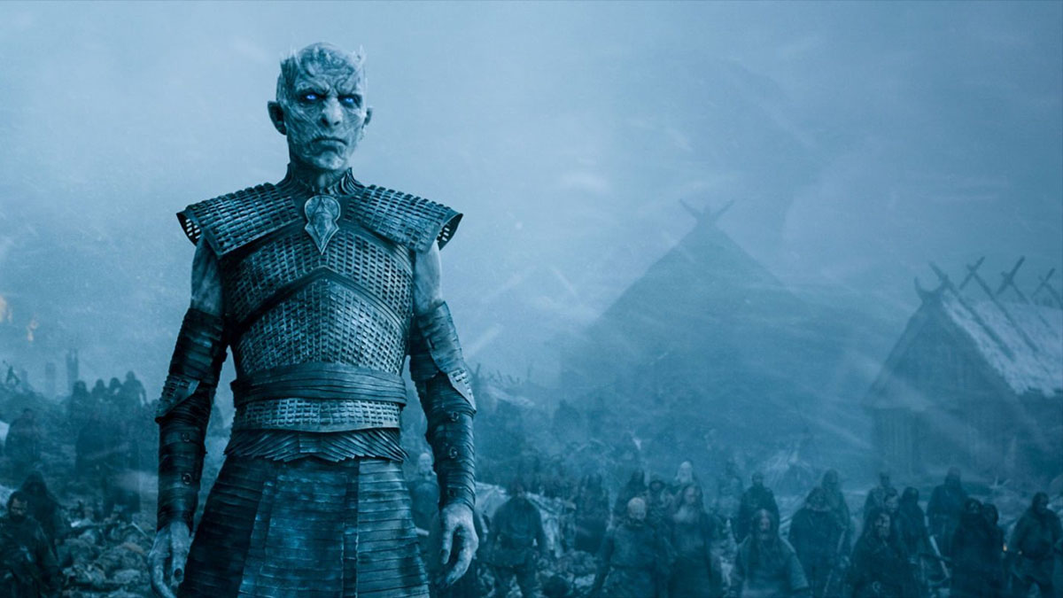night king hardhome wights