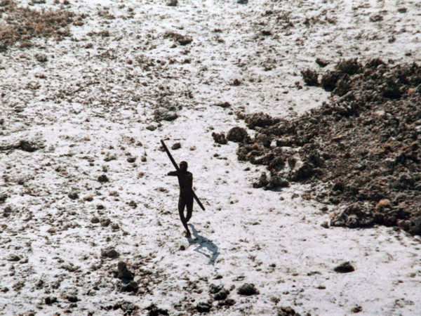 how do you solve an enigma like the sentinelese?